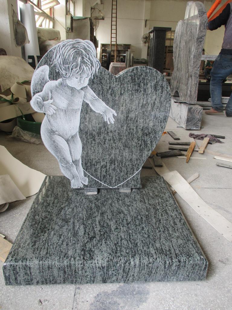 Cinéraire-Coeur-Sculpture