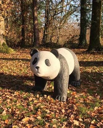 Sculpture Panda