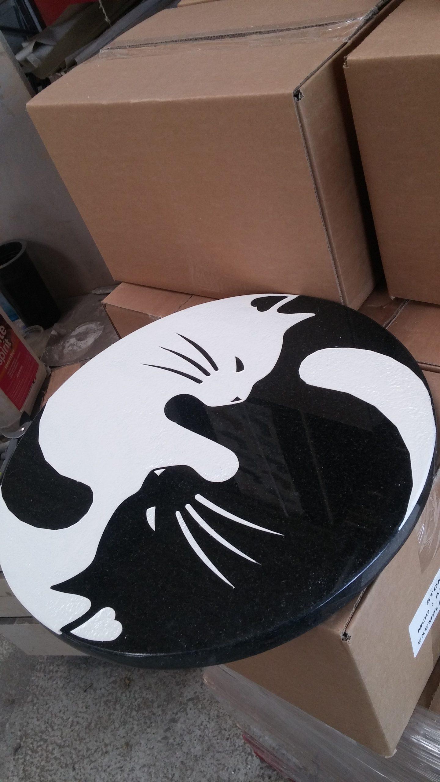 Chat yin et yang