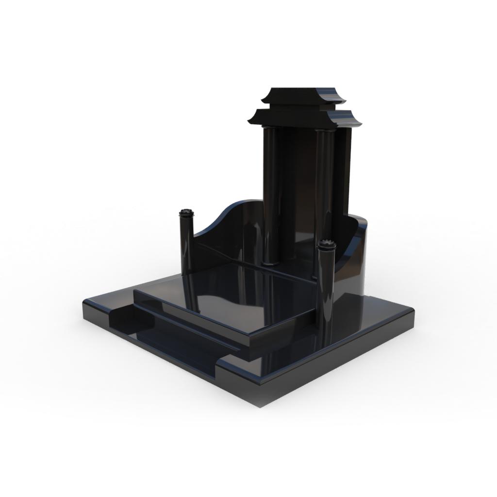 ASI-02 - Noir Intense